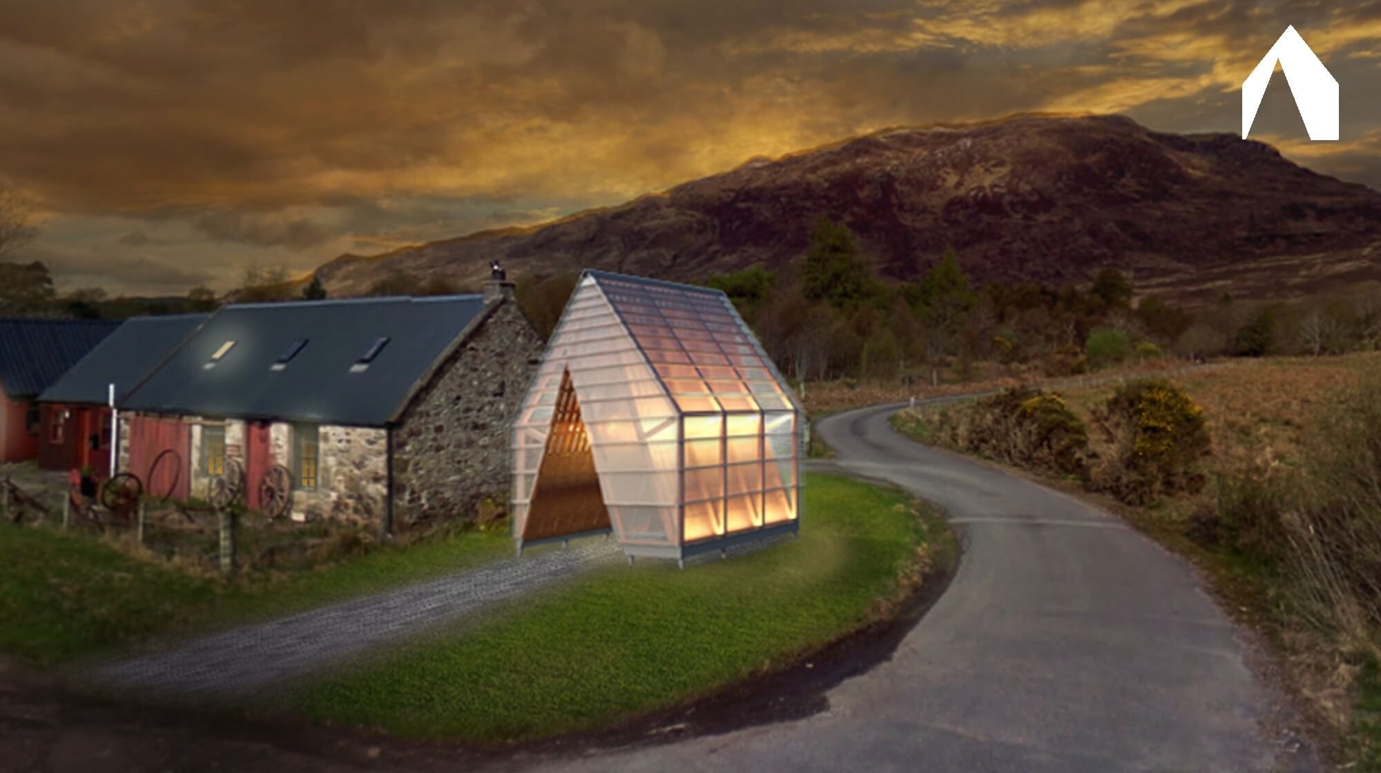 Wester Ross, Visitor Information Shelters, Public