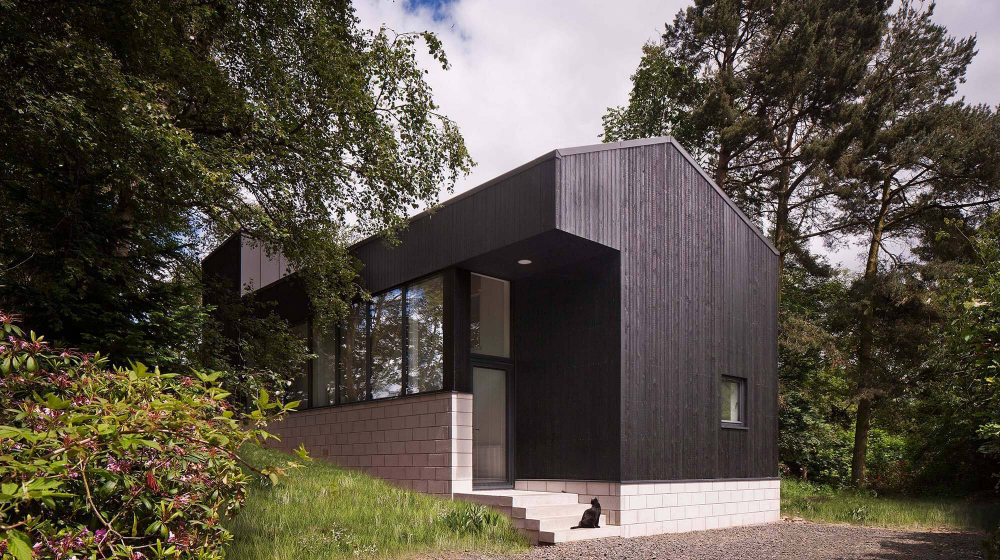 Woodland House, Residential