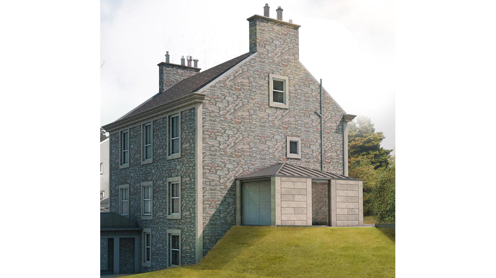 Extension to Listed Crammond House Approved{categories}, {category_name}{/categories}