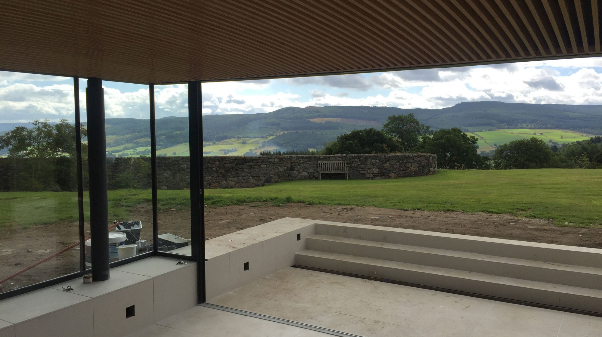 Blackhill House nears completion,